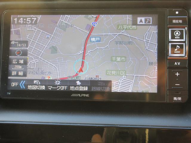 Gi 両側パワースライドドア アルパインナビ Bカメラ フリップダウンモニター フルセグ Bluetooth接続 クルーズコントロール アイドリングストップ 合皮レザーシート シートヒーター ETC(10枚目)