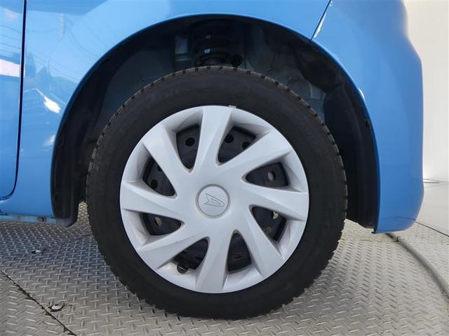 タイヤはご覧の通り。