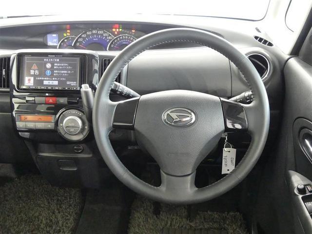 カスタムX 地デジTV ETC車載器 DVD再生可 AC アルミ メモリナビ ABS 盗難防止装置 パワステ ベンチシート キセノンヘッドライト キ-フリ- ナビ・テレビ パワースライドD CDステレオ(4枚目)