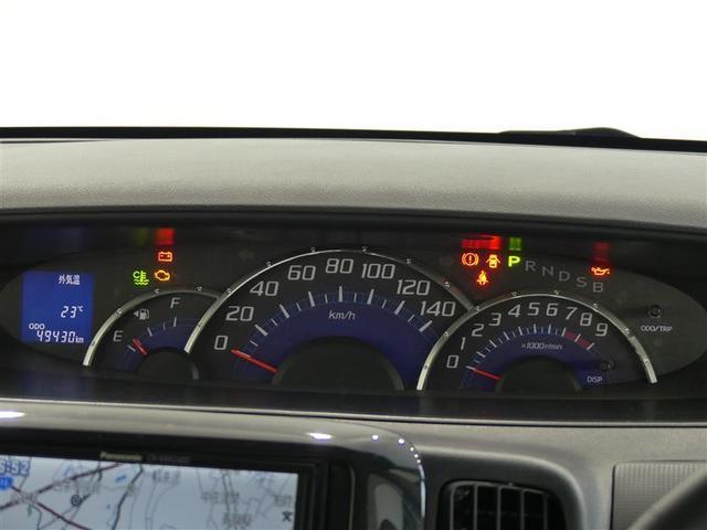 カスタムX 地デジTV ETC車載器 DVD再生可 AC アルミ メモリナビ ABS 盗難防止装置 パワステ ベンチシート キセノンヘッドライト キ-フリ- ナビ・テレビ パワースライドD CDステレオ(5枚目)