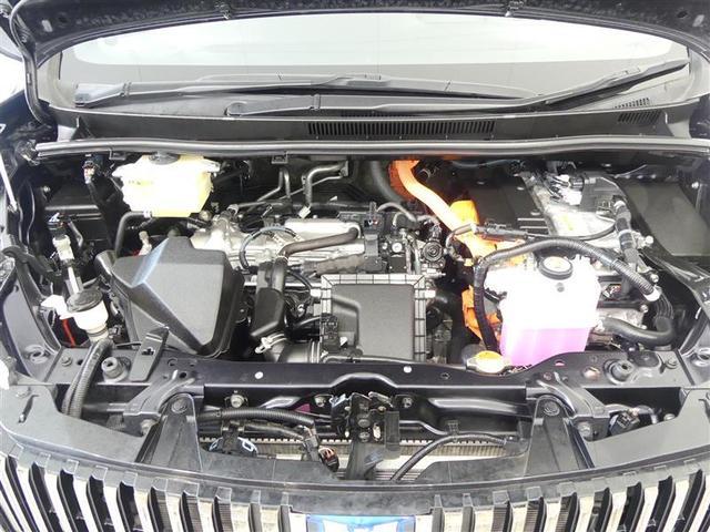 ハイブリッドGi ブラックテーラード バックモニター 1オーナー LEDライト アルミ スマートキー ETC メモリーナビ フルセグ クルコン DVD ナビTV 両側自動ドア 衝突被害軽減ブレーキ付 イモビライザー ドライブレコーダー(16枚目)