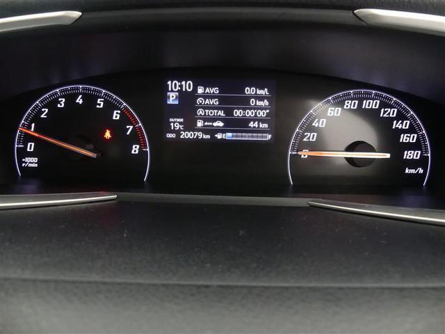 G クエロ トヨタ認定中古車 予防安全装置装着車 新品タイヤ4本交換付き ドライブレコーダー 衝突回避被害軽減 車線逸脱警報 先進ライト ナビTV 3列シート LED 両側電動スライドドア バックモニター 記録簿(11枚目)