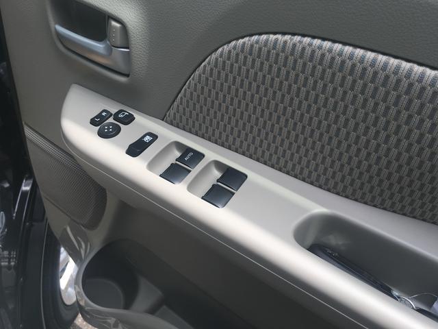 スズキ エブリイワゴン PZターボ 届出済未使用車 リモコンミラー ナビ付パック