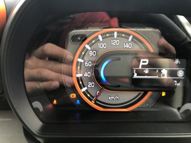 ハイブリッドXZ 両側自動スライドドア スマートキー スズキセーフティサポート LEDヘッドライト シートヒーター(4枚目)