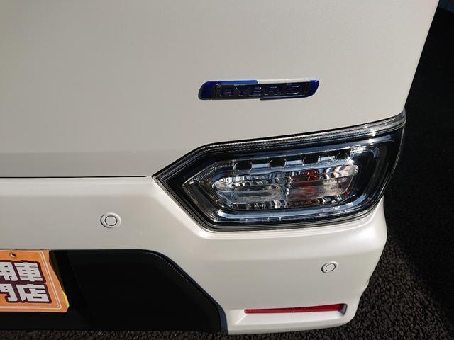 ハイブリッドX スズキセーフティサポート スマートキー LEDヘッドライト シートヒーター(11枚目)
