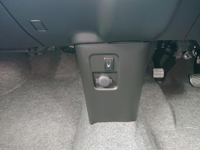 ハイブリッドX スズキセーフティサポート スマートキー LEDヘッドライト シートヒーター(27枚目)