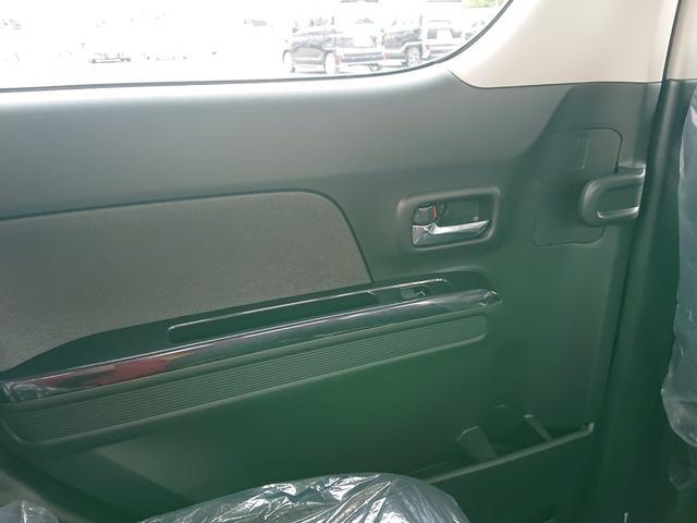 ハイブリッドX スズキセーフティサポート スマートキー LEDヘッドライト シートヒーター(33枚目)
