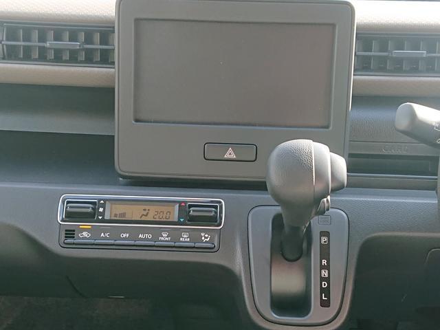 ハイブリッドFX スマートキー スズキセーフティサポート シートヒーター(20枚目)