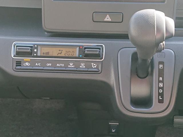 ハイブリッドFX スマートキー スズキセーフティサポート シートヒーター(23枚目)