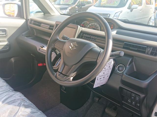 ハイブリッドFX スマートキー スズキセーフティサポート シートヒーター(30枚目)
