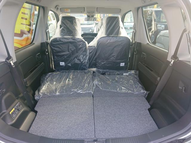 ハイブリッドFX スマートキー スズキセーフティサポート シートヒーター(44枚目)