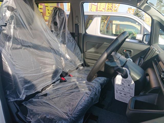 ハイブリッドFX スズキセーフティサポート スマートキー シートヒーター(40枚目)
