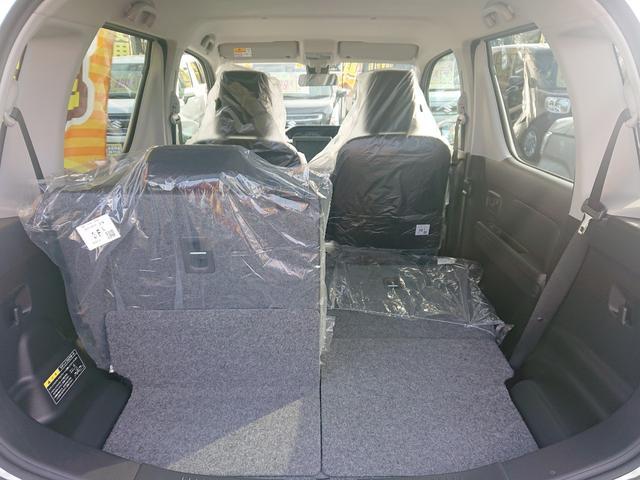 ハイブリッドFX スズキセーフティサポート スマートキー シートヒーター(44枚目)