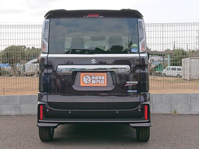 ハイブリッドGS スズキセーフティサポート 片側電動スライドドア 運転席シートヒーター クルーズコントロール スマートキー(6枚目)