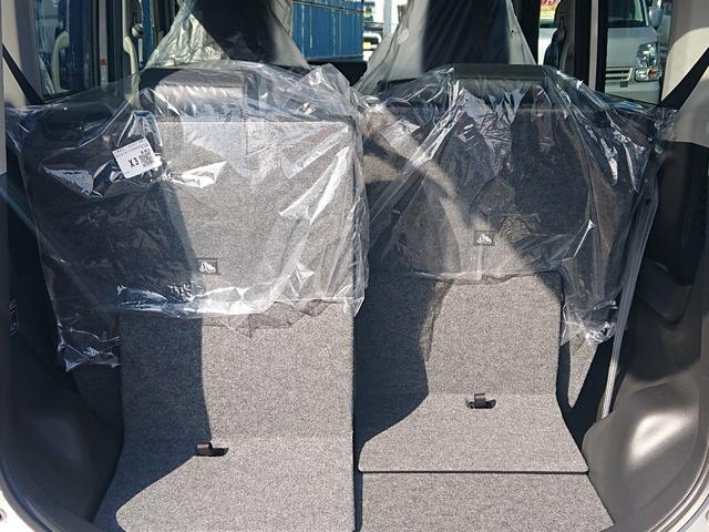 ハイブリッドGS スズキセーフティサポート 片側電動スライドドア 運転席シートヒーター クルーズコントロール スマートキー(45枚目)