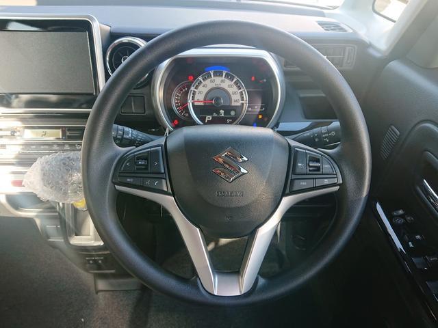 ハイブリッドGS スズキセーフティサポート 片側電動スライドドア 運転席シートヒーター クルーズコントロール スマートキー(12枚目)
