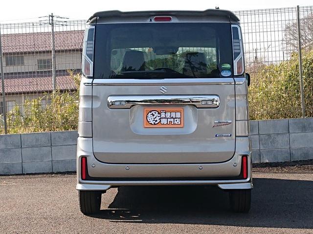 ハイブリッドXSターボ スズキセーフティサポート 両側電動スライドドア ターボ パドルシフト シートヒーター(6枚目)