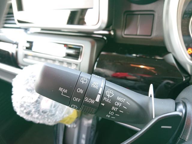 ハイブリッドXSターボ スズキセーフティサポート 両側電動スライドドア ターボ パドルシフト シートヒーター(11枚目)