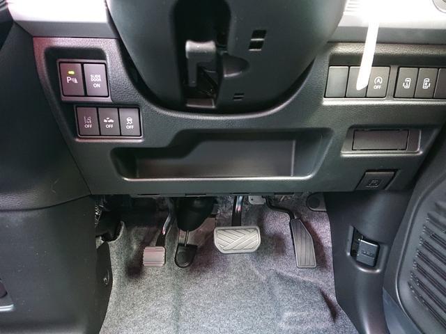 ハイブリッドXSターボ スズキセーフティサポート 両側電動スライドドア ターボ パドルシフト シートヒーター(24枚目)