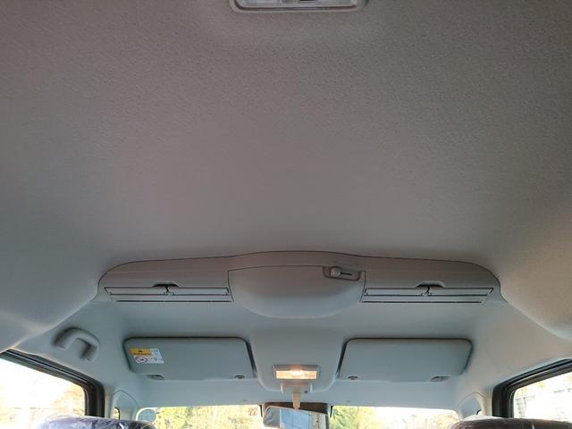 ハイブリッドXSターボ スズキセーフティサポート 両側電動スライドドア ターボ パドルシフト シートヒーター(35枚目)