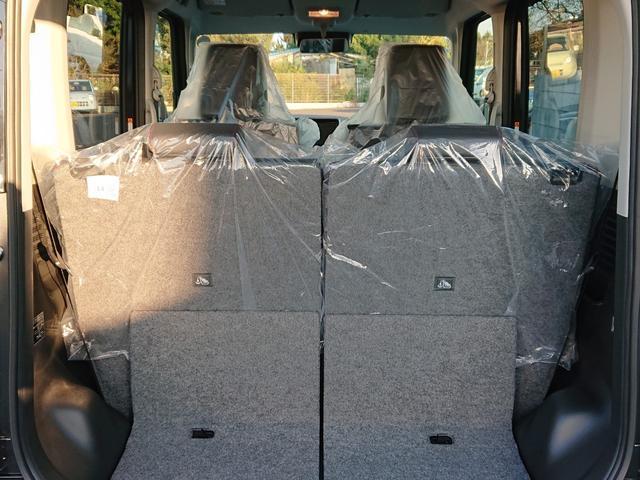 ハイブリッドXSターボ スズキセーフティサポート 両側電動スライドドア ターボ パドルシフト シートヒーター(54枚目)