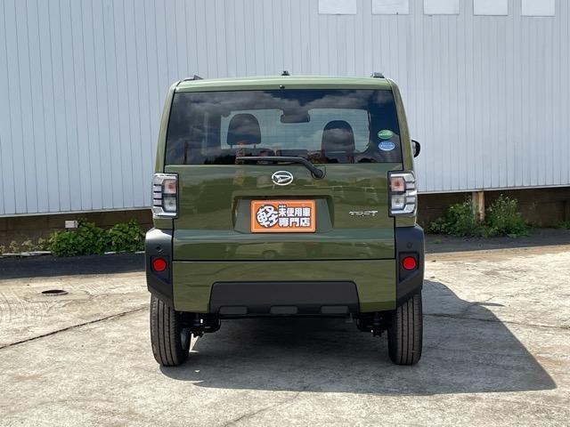 G スマートアシストIII スマートキー LEDヘッドライト LEDフォグライト 運転席助手席シートヒーター 届出済未使用車(9枚目)
