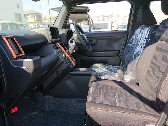 G スマートアシストIII スマートキー LEDヘッドライト LEDフォグライト 運転席助手席シートヒーター 届出済未使用車(18枚目)