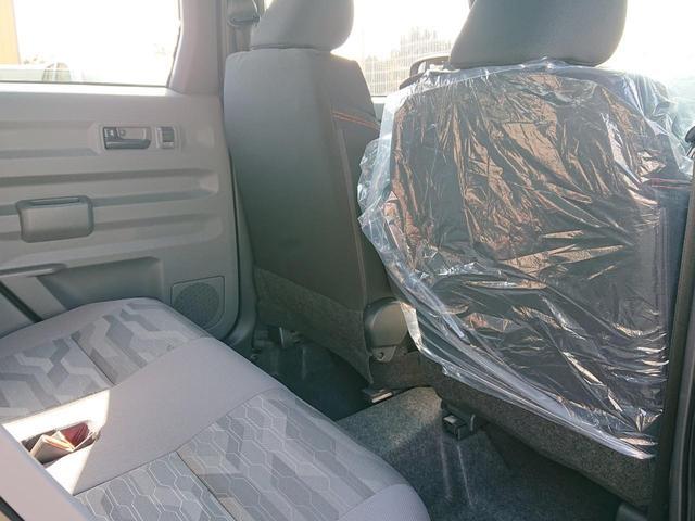 G スマートアシストIII スマートキー LEDヘッドライト LEDフォグライト 運転席助手席シートヒーター 届出済未使用車(42枚目)