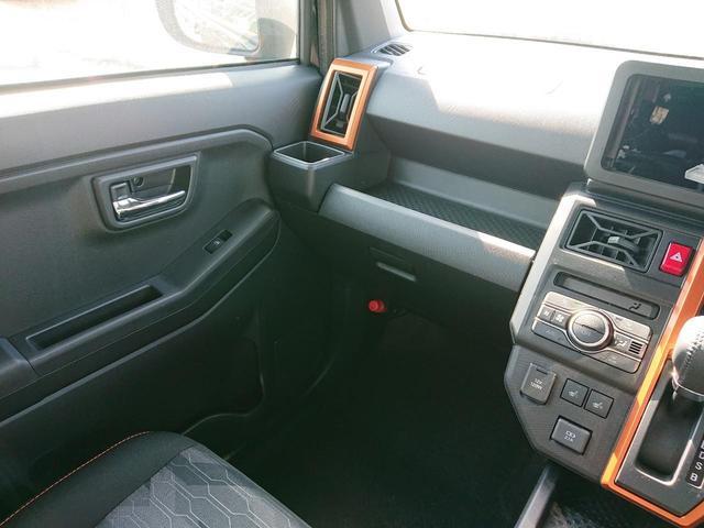 G スマートアシストIII スマートキー LEDヘッドライト LEDフォグライト 運転席助手席シートヒーター 届出済未使用車(48枚目)