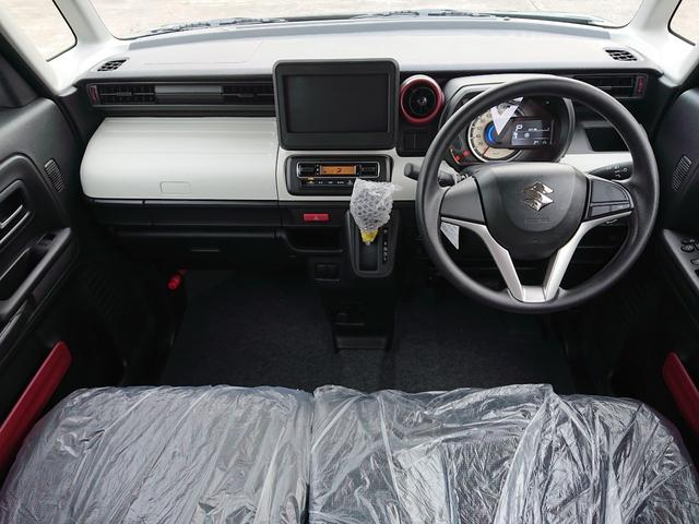 ハイブリッドG スズキセーフティサポート スマートキー オートエアコン アイドリングストップ 届出済未使用車 後退時衝突被害軽減システム(9枚目)