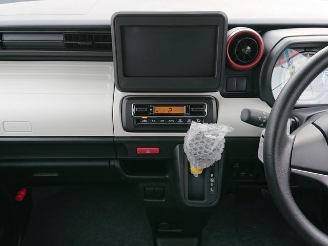 ハイブリッドG スズキセーフティサポート スマートキー オートエアコン アイドリングストップ 届出済未使用車 後退時衝突被害軽減システム(10枚目)
