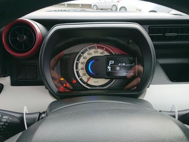 ハイブリッドG スズキセーフティサポート スマートキー オートエアコン アイドリングストップ 届出済未使用車 後退時衝突被害軽減システム(23枚目)
