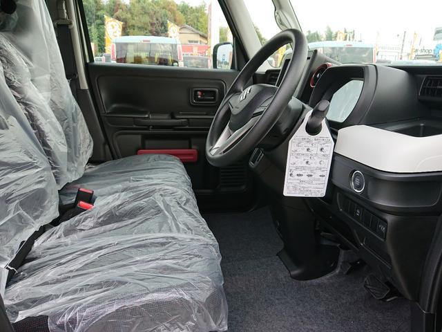 ハイブリッドG スズキセーフティサポート スマートキー オートエアコン アイドリングストップ 届出済未使用車 後退時衝突被害軽減システム(36枚目)