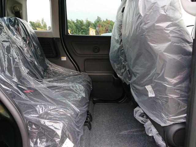 ハイブリッドG スズキセーフティサポート スマートキー オートエアコン アイドリングストップ 届出済未使用車 後退時衝突被害軽減システム(37枚目)