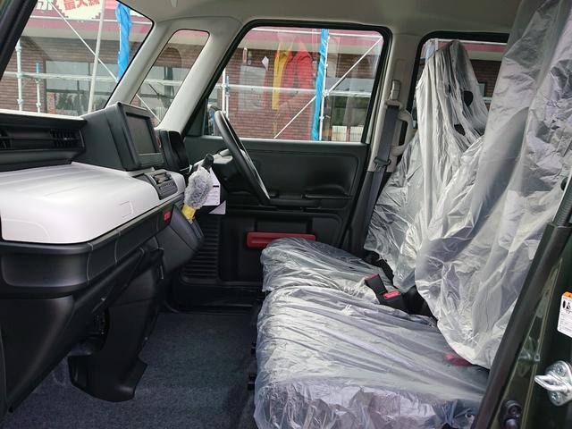 ハイブリッドG スズキセーフティサポート スマートキー オートエアコン アイドリングストップ 届出済未使用車 後退時衝突被害軽減システム(39枚目)