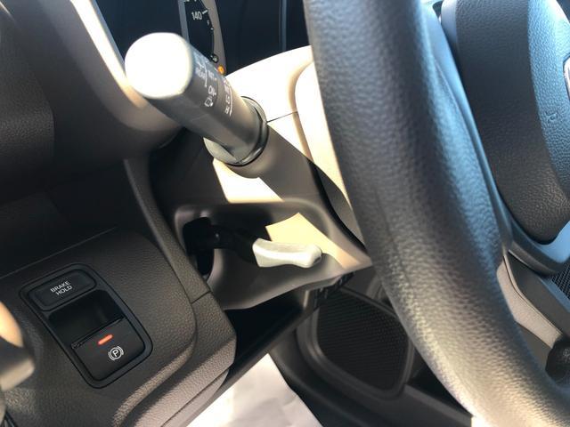 Gホンダセンシング 衝突被害軽減ブレーキ装着車・キーレスプッシュスタート・オートエアコン・電動パーキング・充電用USB端子・オーディオレス仕様(19枚目)