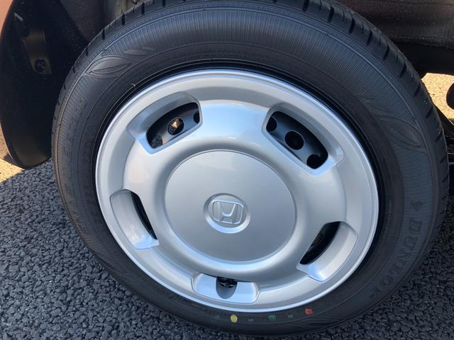 Lホンダセンシング 衝突被害軽減ブレーキ装着車・キーレスプッシュスタート・オートエアコン・電動パーキング・充電用USB端子・オーディオレス仕様・バックカメラ(23枚目)