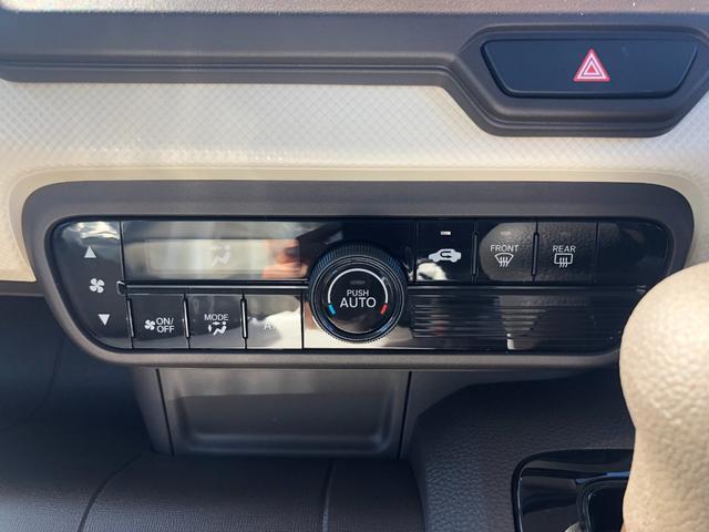 Gホンダセンシング 衝突被害軽減ブレーキ装着車・キーレスプッシュスタート・オートエアコン・電動パーキング・充電用USB端子・オーディオレス仕様(13枚目)
