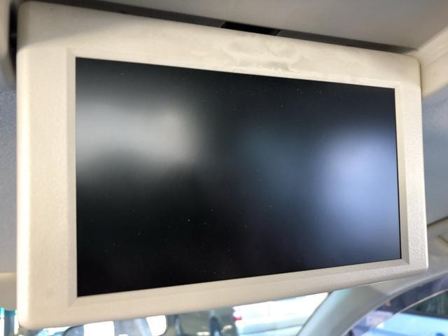 三菱 グランディス HDDナビ Bカメラ 後席モニター HID ETC Fフォグ