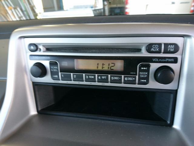 ホンダ ザッツ アイテム キーレス 電格ミラー 純正アルミ PVガラス CD