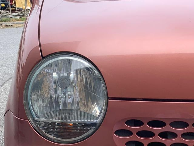 またご希望の方にはコーティングパックもご案内しております。ボディーはもちろんヘッドライトも磨いてピカピカのご納車です。