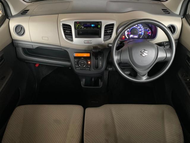 FX CD キーレス iストップ ETC バイザー PVガラス オートAC ベンチシート 修復なし タイミングチェーン 横滑り防止装置 整備保証付(5枚目)