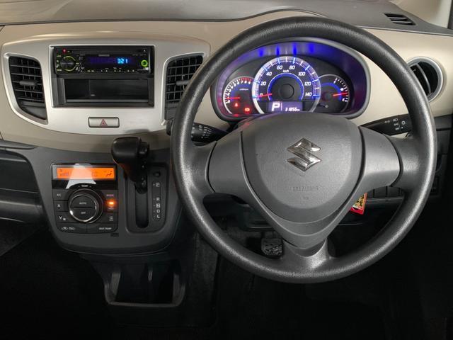 FX CD キーレス iストップ ETC バイザー PVガラス オートAC ベンチシート 修復なし タイミングチェーン 横滑り防止装置 整備保証付(11枚目)