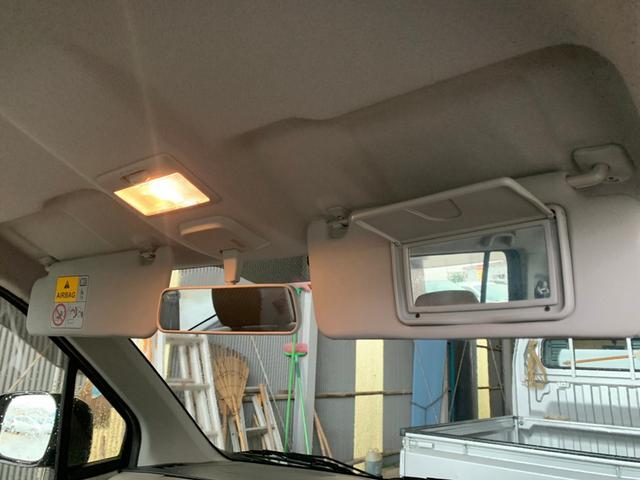 FX CD キーレス iストップ ETC バイザー PVガラス オートAC ベンチシート 修復なし タイミングチェーン 横滑り防止装置 整備保証付(42枚目)