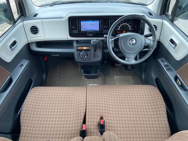 G ターボ ナビ Bluetooth スマートキー プッシュスタート 14AW  ETC オートAC バイザー PVガラス ベンチシート ABS イモビライザー タイミングチェーン 整備保証付(5枚目)