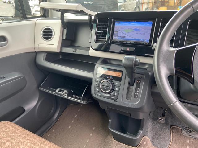 G ターボ ナビ Bluetooth スマートキー プッシュスタート 14AW  ETC オートAC バイザー PVガラス ベンチシート ABS イモビライザー タイミングチェーン 整備保証付(28枚目)