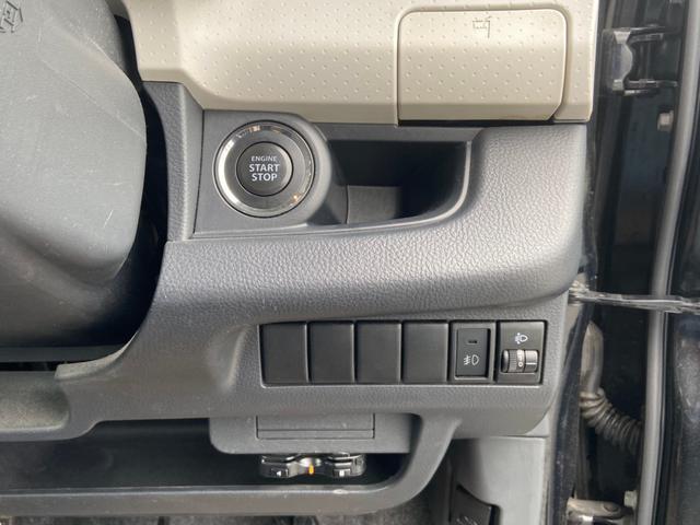 G ターボ ナビ Bluetooth スマートキー プッシュスタート 14AW  ETC オートAC バイザー PVガラス ベンチシート ABS イモビライザー タイミングチェーン 整備保証付(37枚目)