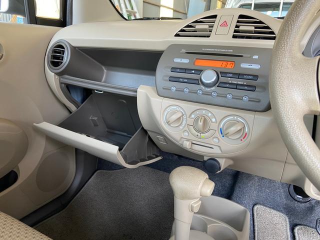 F CD キーレス バイザー パワーウインドウ スペアキー ABS エアバック イモビライザー タイミングチェーン 整備保証付(28枚目)