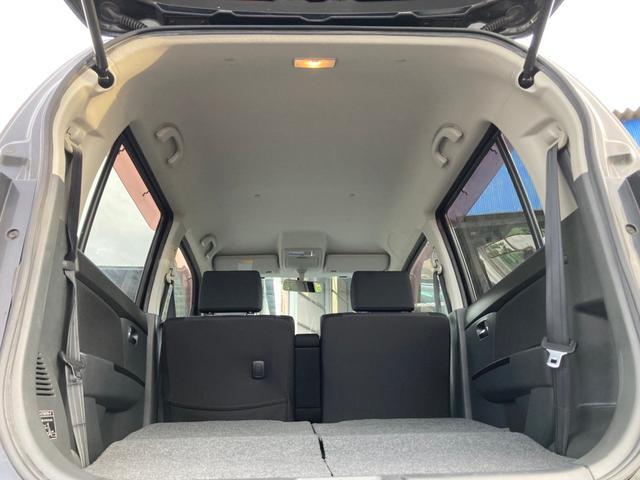 X ナビ Bluetooth スマートキー プッシュスタート 14AW ETC HID オートAC バイザー PVガラス ベンチシート 取説 記録簿 ABS イモビライザー タイミングチェーン 整備保証付(43枚目)