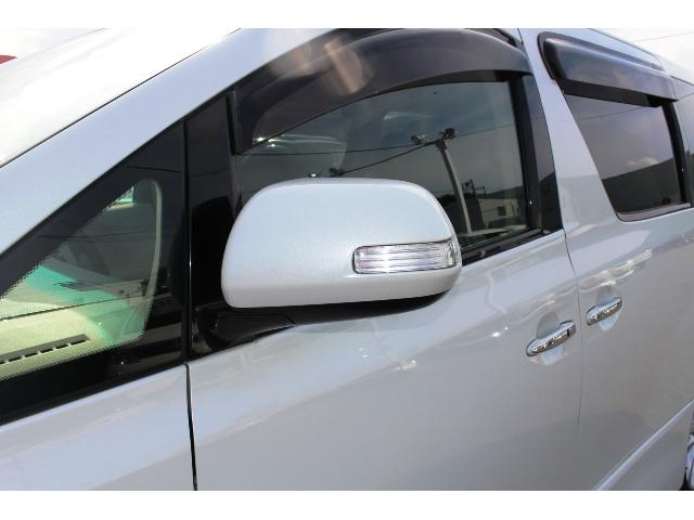トヨタ アルファード 240Sリミテッド 1オーナー社外HDDナビ両側電動ドア